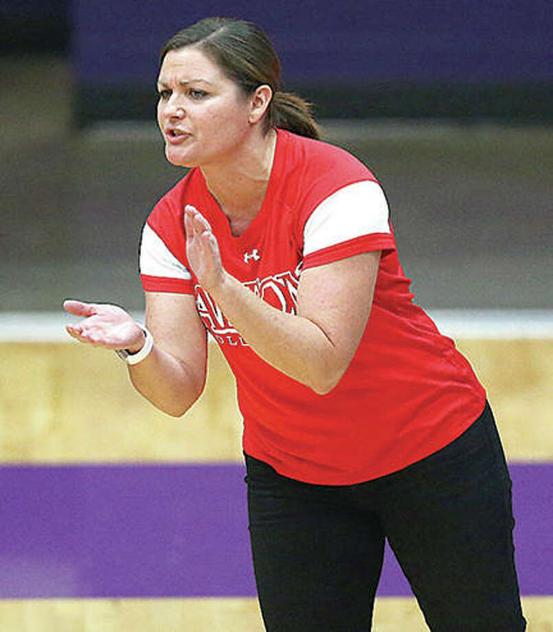 Ferguson leaves Redbirds for 'scary and exciting' switch to coach EA-WR volleyball