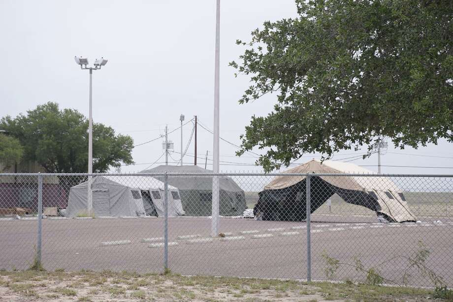 The City of Laredo and Clear Choice Clinic are partnering to create a coronavirus drive-thru testing site that could open as soon as Sunday. Photo: Cuate Santos / Laredo Morning Times