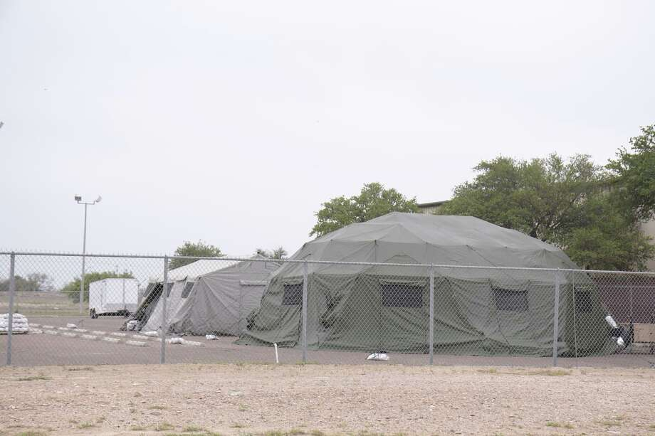 The City of Laredo and Clear Choice Clinics are partnering to create a coronavirus drive-thru testing site that could open as soon as Sunday. Photo: Cuate Santos / Laredo Morning Times
