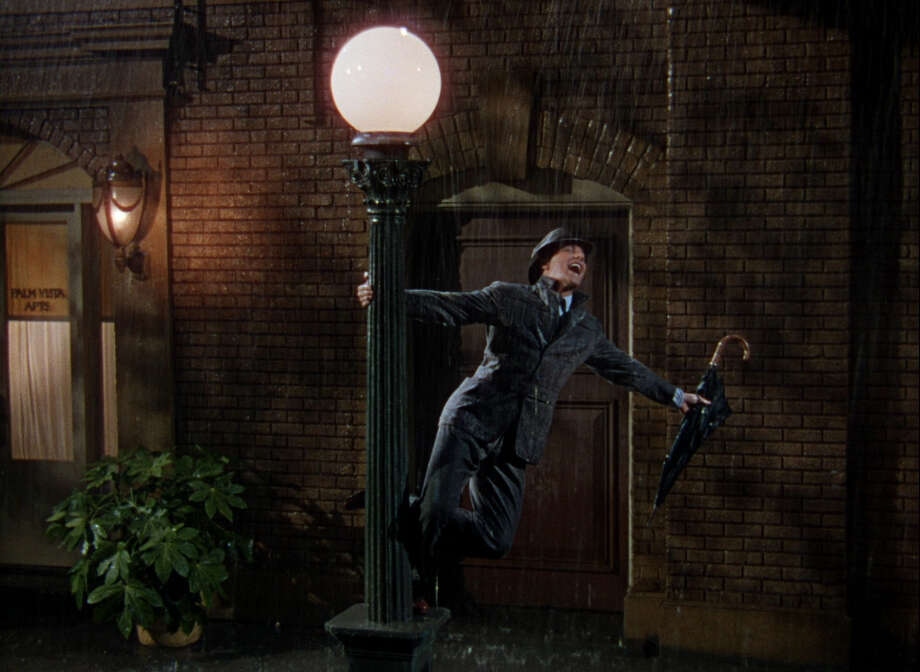 "Gene Kelly in ""Singin' in the Rain."" (MGM)"