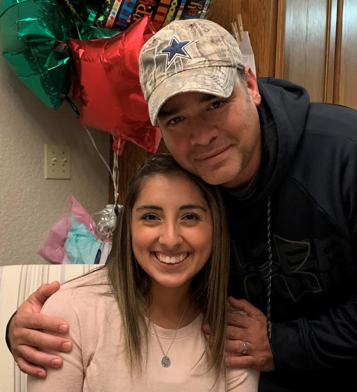 Texas A&M University-San Antonio mourns with student whose father died after COVID-19 diagnosis