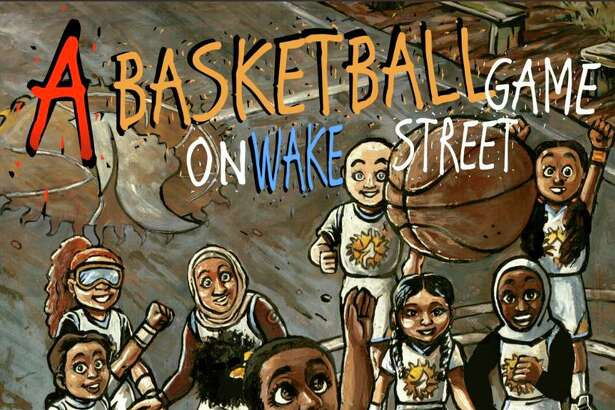 UConn's Batouly Camara is publishing a children's book.