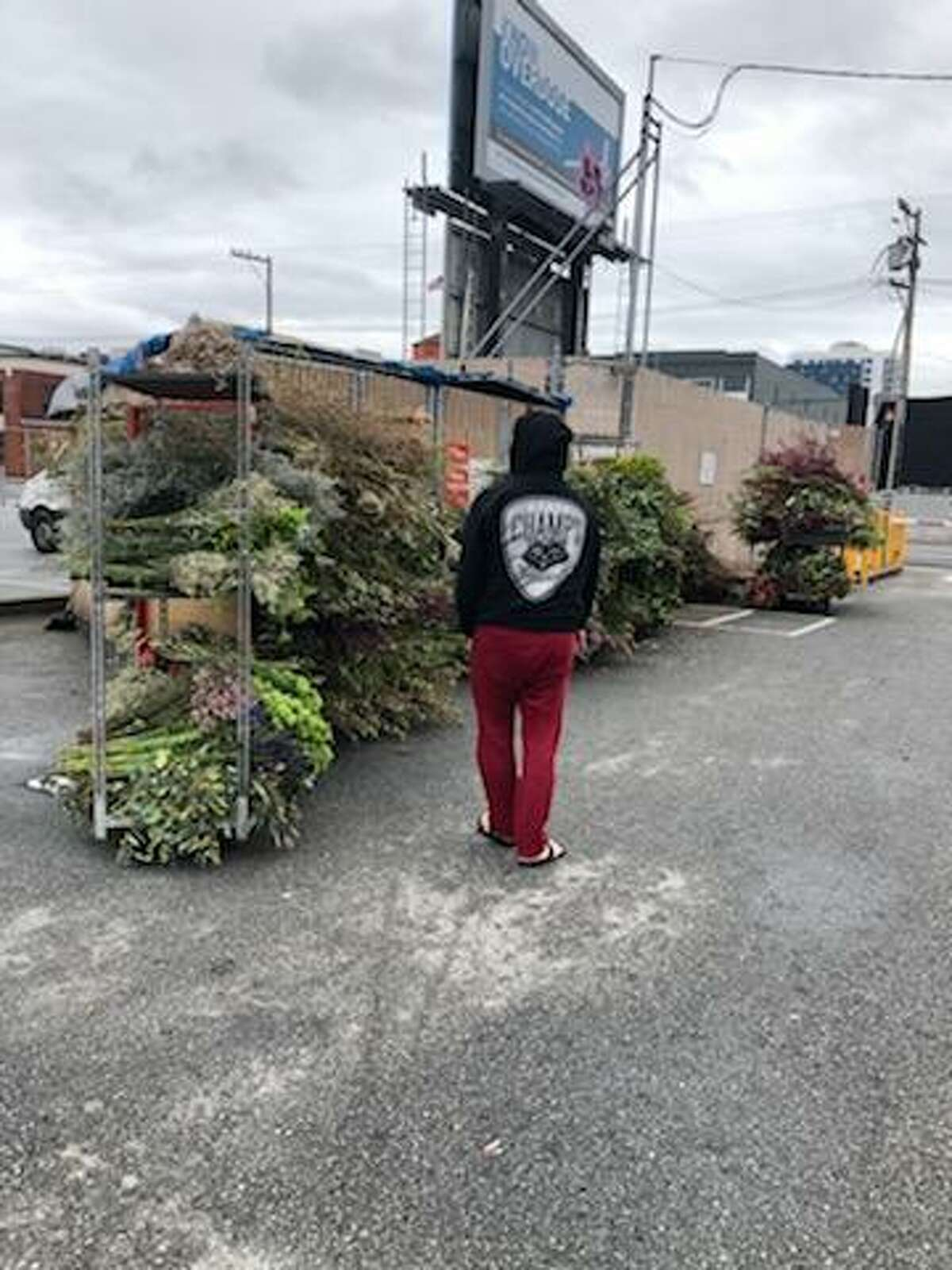 More than $1 million worth of flowers was destroyed at the San Francisco Flower Mart last week as it prepared to close. Farmers are watching their livelihood wither on the vine.