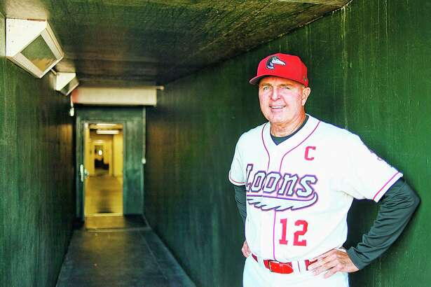Great Lakes Loons manager John Shoemaker is shown inside Dow Diamond in 2018. (Daily News file photo)