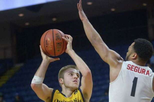 Rich Kelly averaged 16.7 points and 4.5 assists per game this season for Quinnipiac.