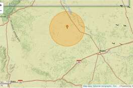 A magnitude-3.6 earthquake struck west of Mentone on Saturday night. It took place around 21 miles west of the town at a depth of 3.1 miles.