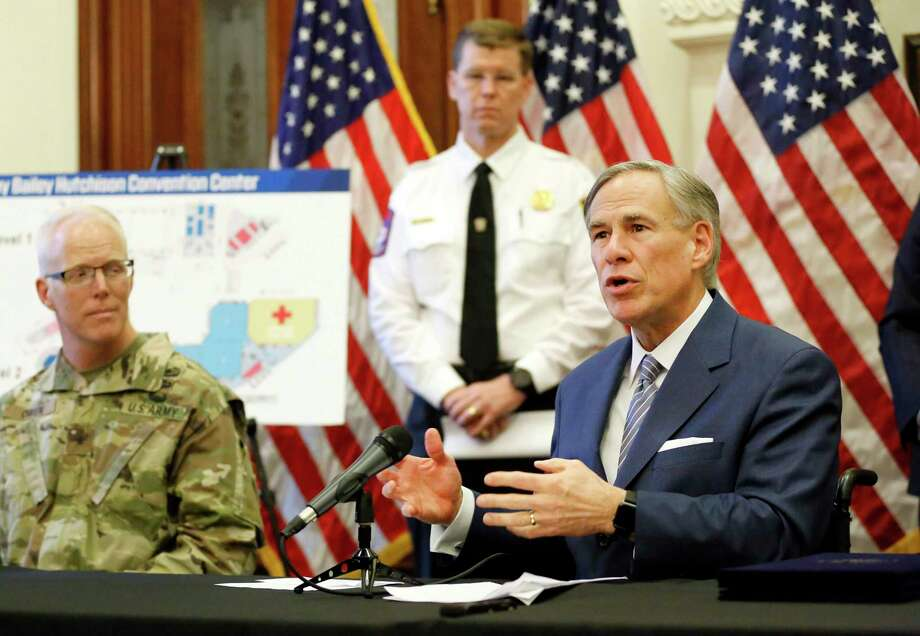 Texas Gov. Greg Abbott ordered schools in the state to remain closed until Monday, May 4 unless otherwise extended. Photo: Tom Fox /Associated Press / The Dallas Morning News