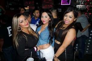 Aissa Davila, Kosset Rangel and Trisha Ibarra at F-Bar   2015