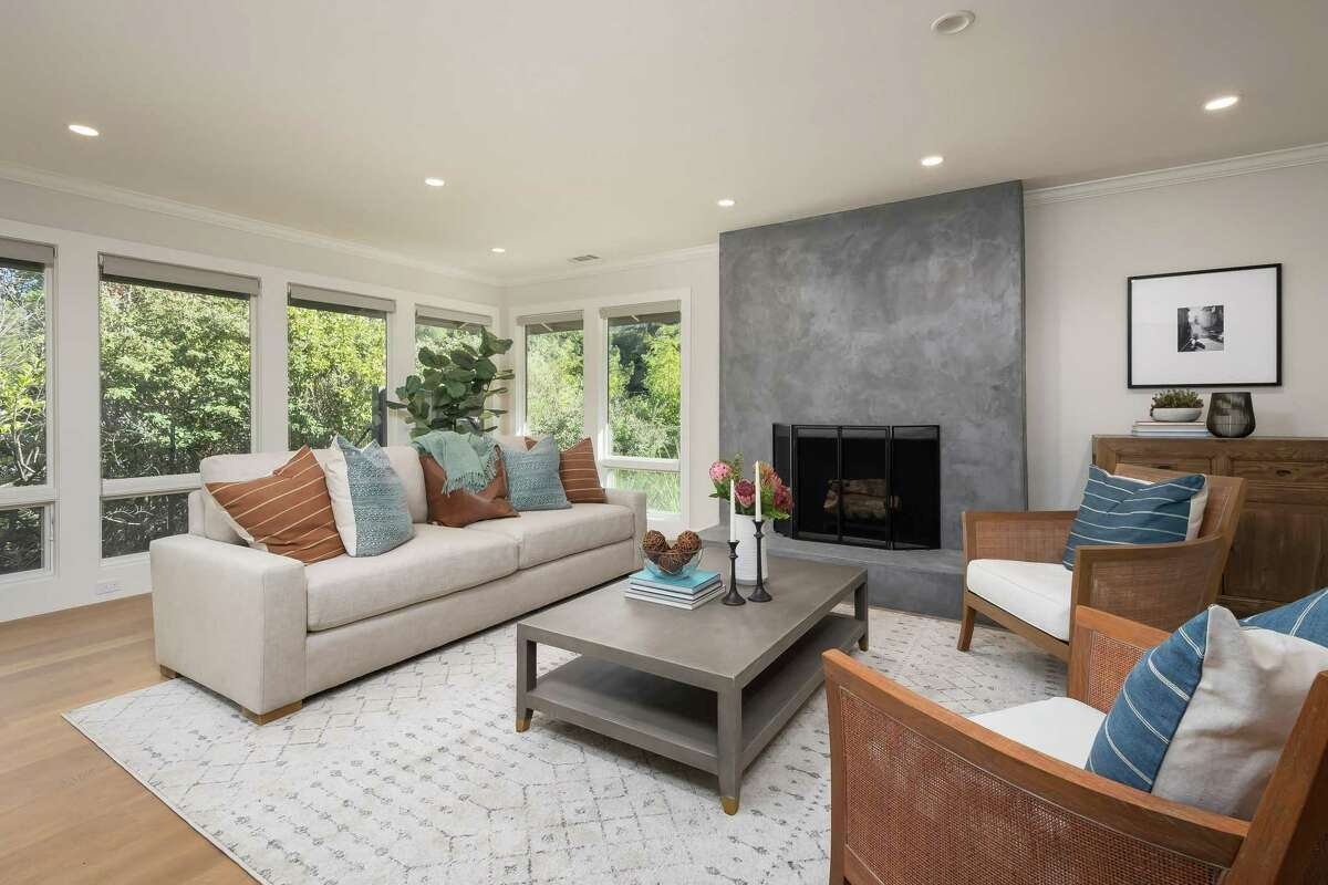Marin County-based stager Margot Oven of MO Design said she doesn't have any signature touches that she incorporates into her staging projects.
