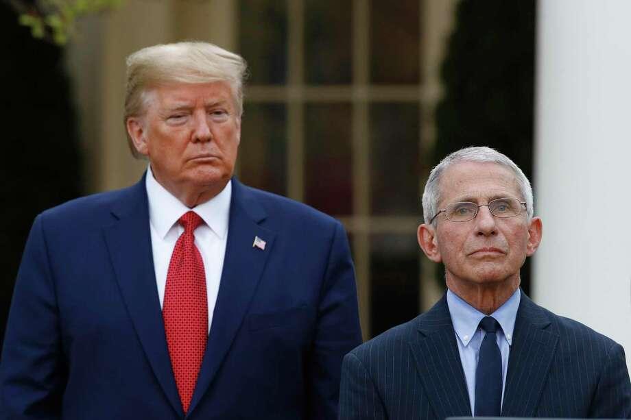 Trump Photo: Patrick Semansky /Associated Press / Copyright 2020 The Associated Press. All rights reserved.