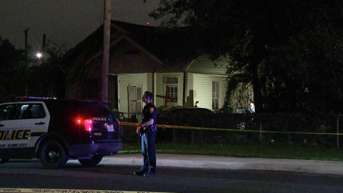 A 17-year-old is dead, and his sibling hospitalized after a targeted attack in their home early Monday morning, said San Antonio Police Chief William McManus.