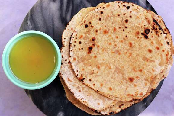 Roti is a classic Indian bread.