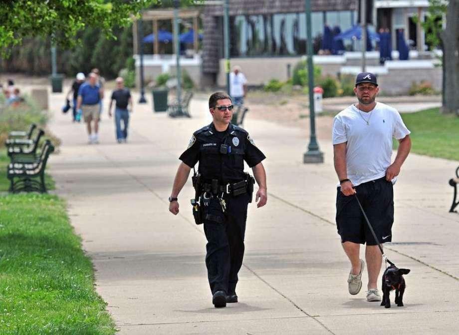 West Haven boardwalk Photo: Hearst Connecticut File Photo / Hearst Connecticut File Photo