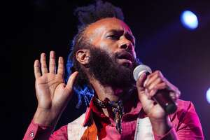 """Oakland musician Fantastic Negrito released a new song """"Chocolate Samurai"""" with a quarantine-themed music video."""