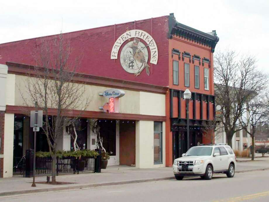 Under a partnership between the Michigan Restaurant & Lodging Association and the Michigan Department of Agriculture and Rural Development,restaurants such asRaven Brewing and Blue Cow in downtown Big Rapids, would be ableto sell food and pantry items, which currently, can be sold only by grocery and retail stores. (Pioneer file photo)
