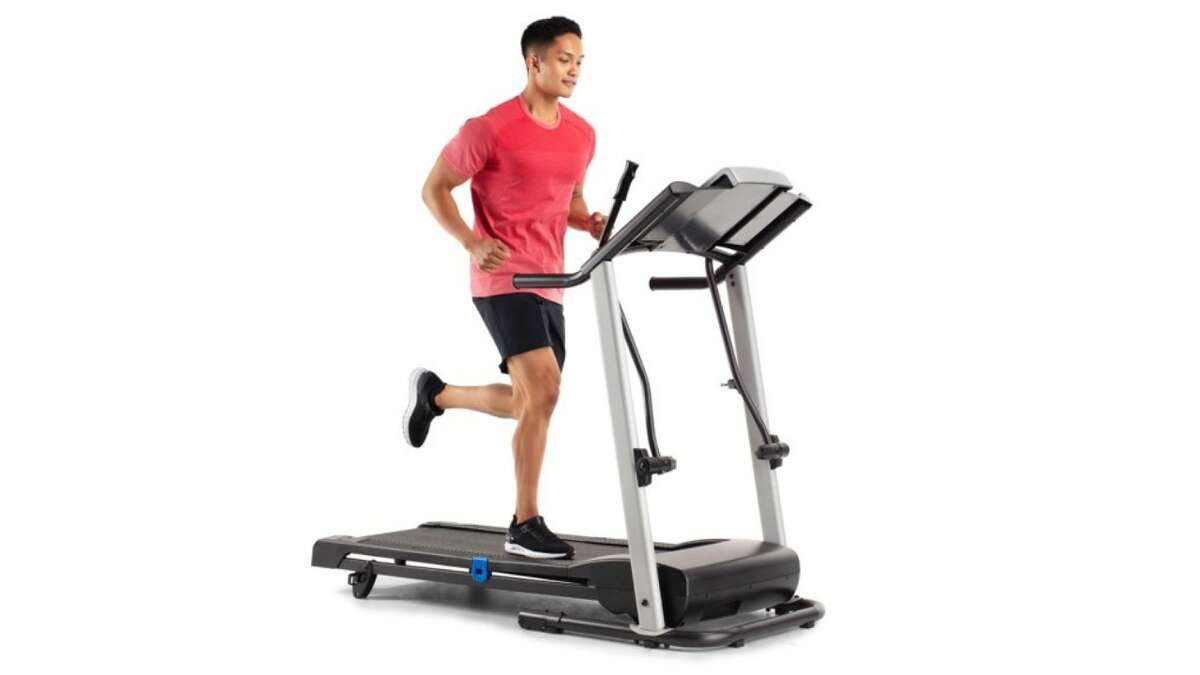 Weslo Crosswalk 5.2t Total Body Treadmill, iFit Coach Compatible, $339 (Normally $399)