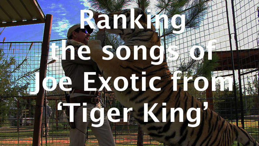Nobody asked but we listened. Here is the definitive ranking of songs by Joe Exotic from