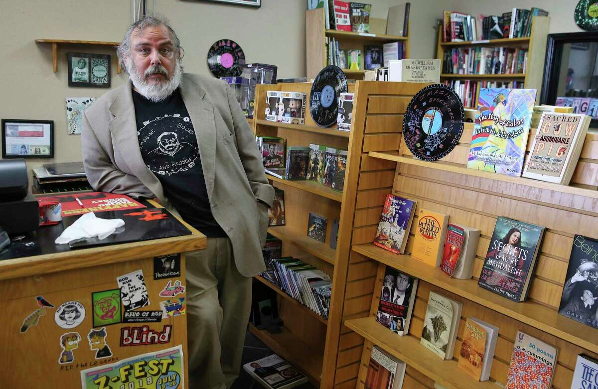 Sales were already plummeting at Imagine Books and Records before owner Don Hurd closed the shop last week, in keeping with stay-at-home orders.