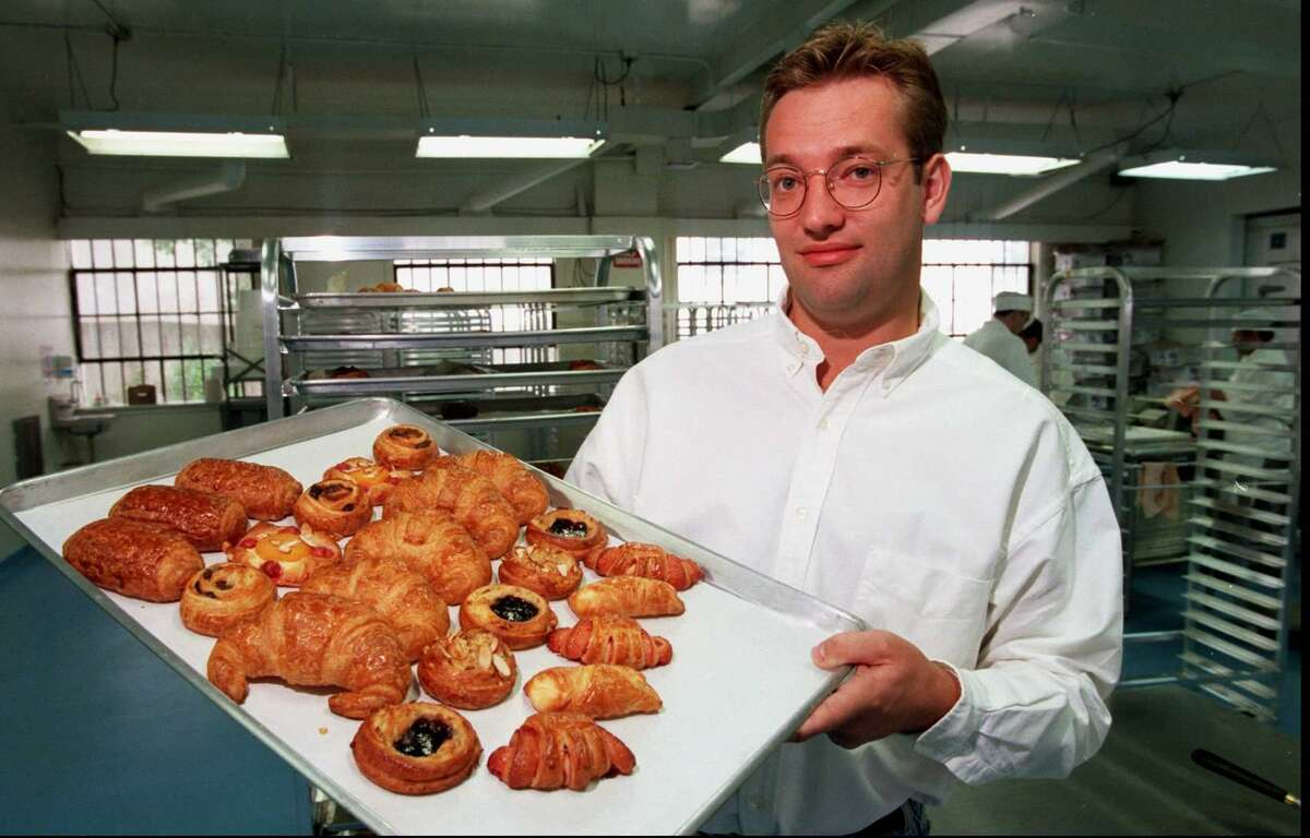 Eric Lecoq is the owner of Lecoq Cuisine Corp. on Fairfield Ave. in Stamford. Jun 17, 97 Tom Ryan/Staff Photo
