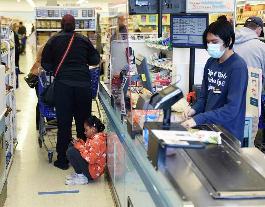 Groceries - 36 percent of respondents