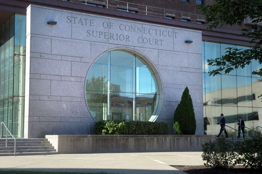 With many Connecticut courthouses closed and family court proceedings limited to emergencies, parents need to work together to resolve custody issues, lawyers say. Photo: Ned Gerard / Hearst Connecticut Media / Connecticut Post