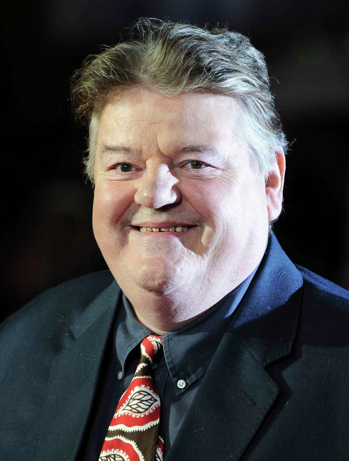 Actor Robbie Coltrane attends the