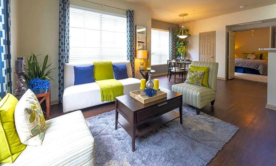 2255 Eldridge Parkway. | Photo: Apartment Guide