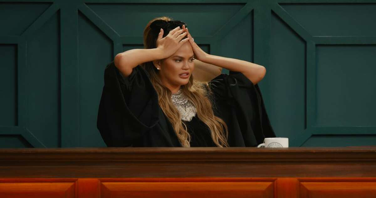 Chrissy's Court, a courtroom reality show in the style of Judge Judy (but starring Chrissy Teigen), was one of Quibi's launch titles.