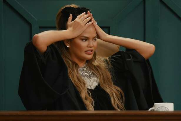 Chrissy's Court, a courtroom reality show in the style of Judge Judy (but starring Chrissy Teigen), is one of Quibi's launch titles.