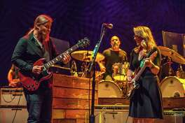 """The Ridgefield Playhouse is partnering with Tedeschi Trucks Band to livestream shows every Thursday at 8 p.m. The Florida-based band is livestreaming from its home studio, calling its shows """"Live From the Swamp."""""""