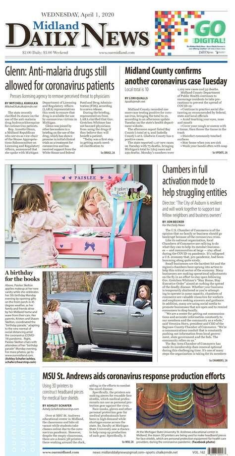 Photo: Midland Daily News