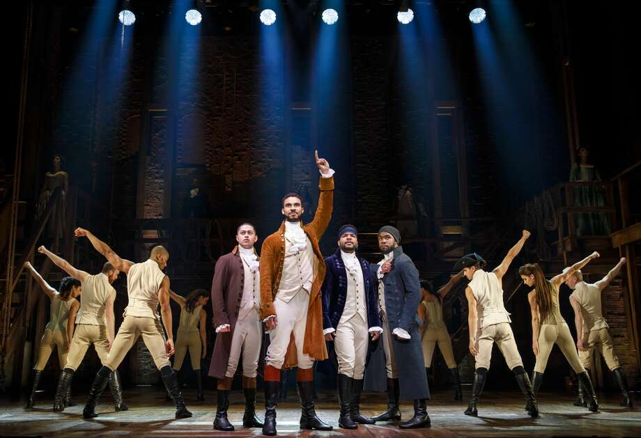 Hamilton returns to Hobby Center from June 30 to August 9, 2020. Photo: Courtesy / ©2018 Joan Marcus