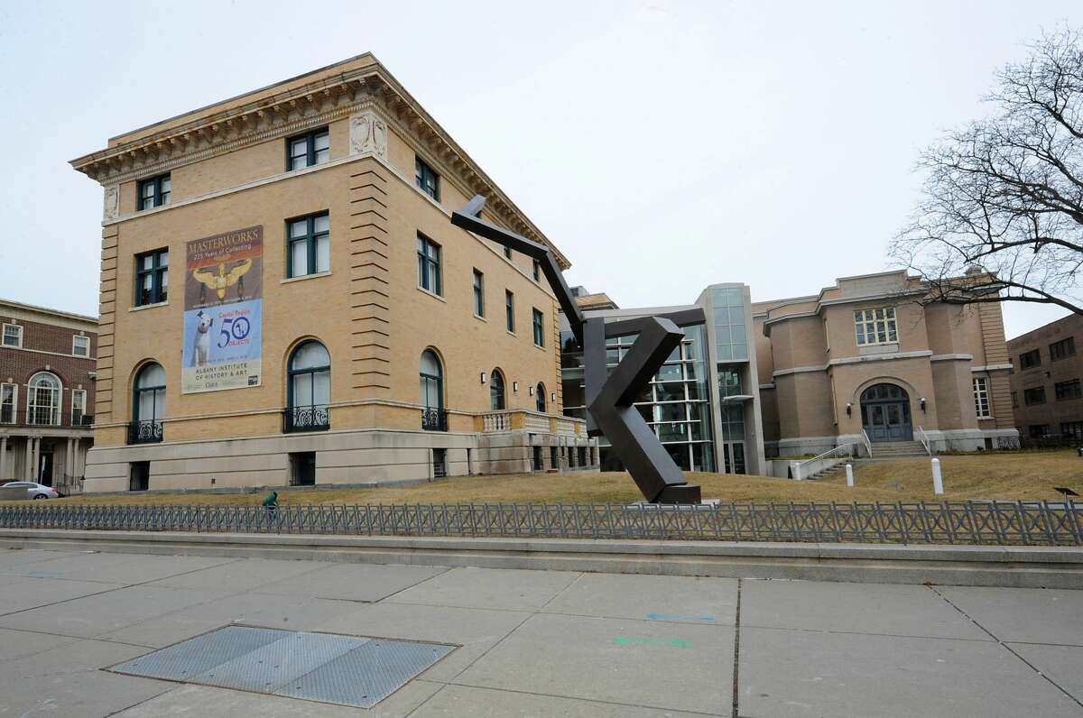 Albany Institute of History and Art 125 Washington Ave., Albany | Visit website