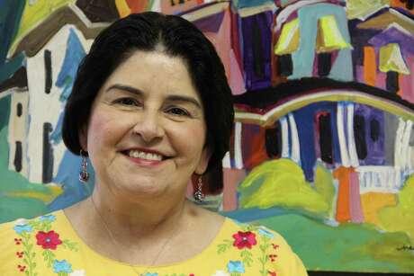 """San Antonio-based writer Diane Gonzales Bertrand's latest book for children is """"The Taco Magician and Other Poems for Kids / El mago de los tacos y otros poemas para niños."""""""