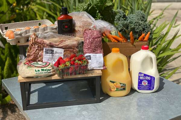 Dish Society restaurants (San Felipe, Heights, Memorial and Katy locations) is offering local produce, meats, eggs, milk, bread and tortillas as well as a produce box in addition to its take-away menu.