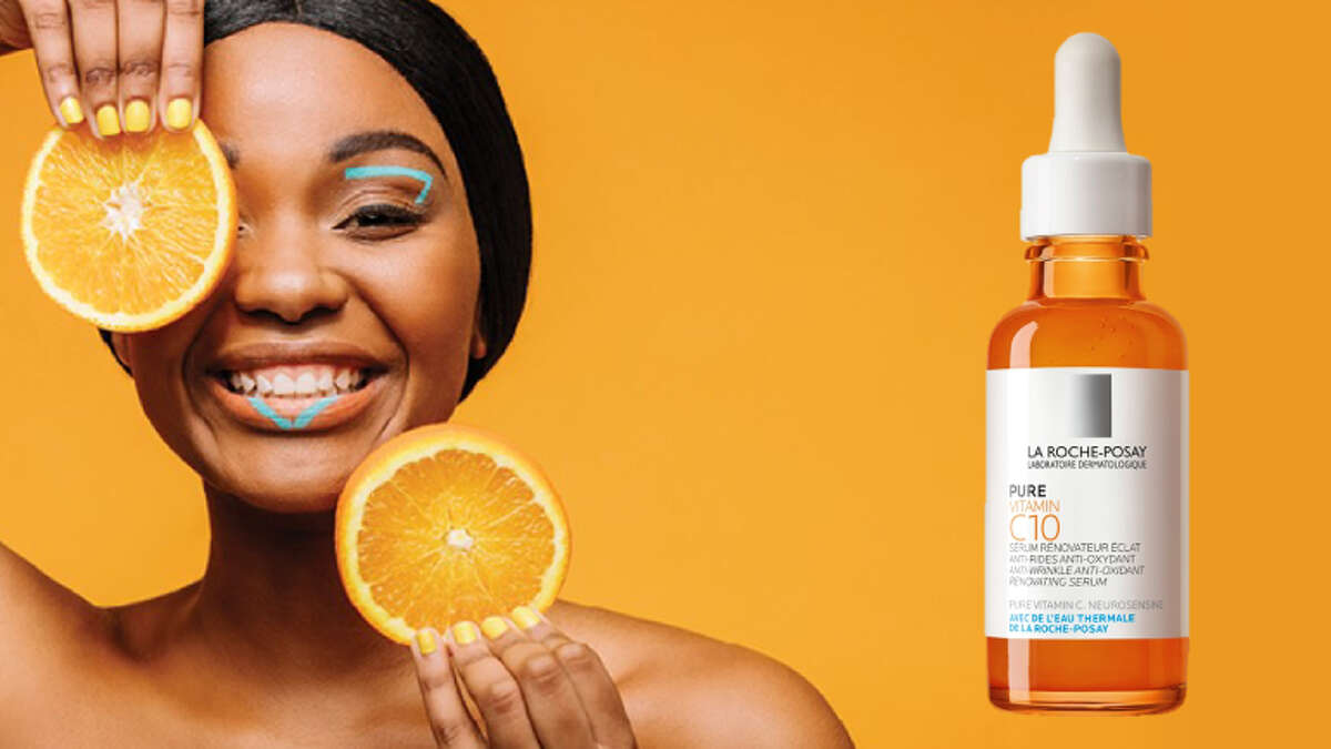 La Roche-Posay Pure Vitamin C Face Serum, $39.99