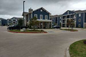 Major Crossing is a new apartment complex on North Major Drive in Beaumont.
