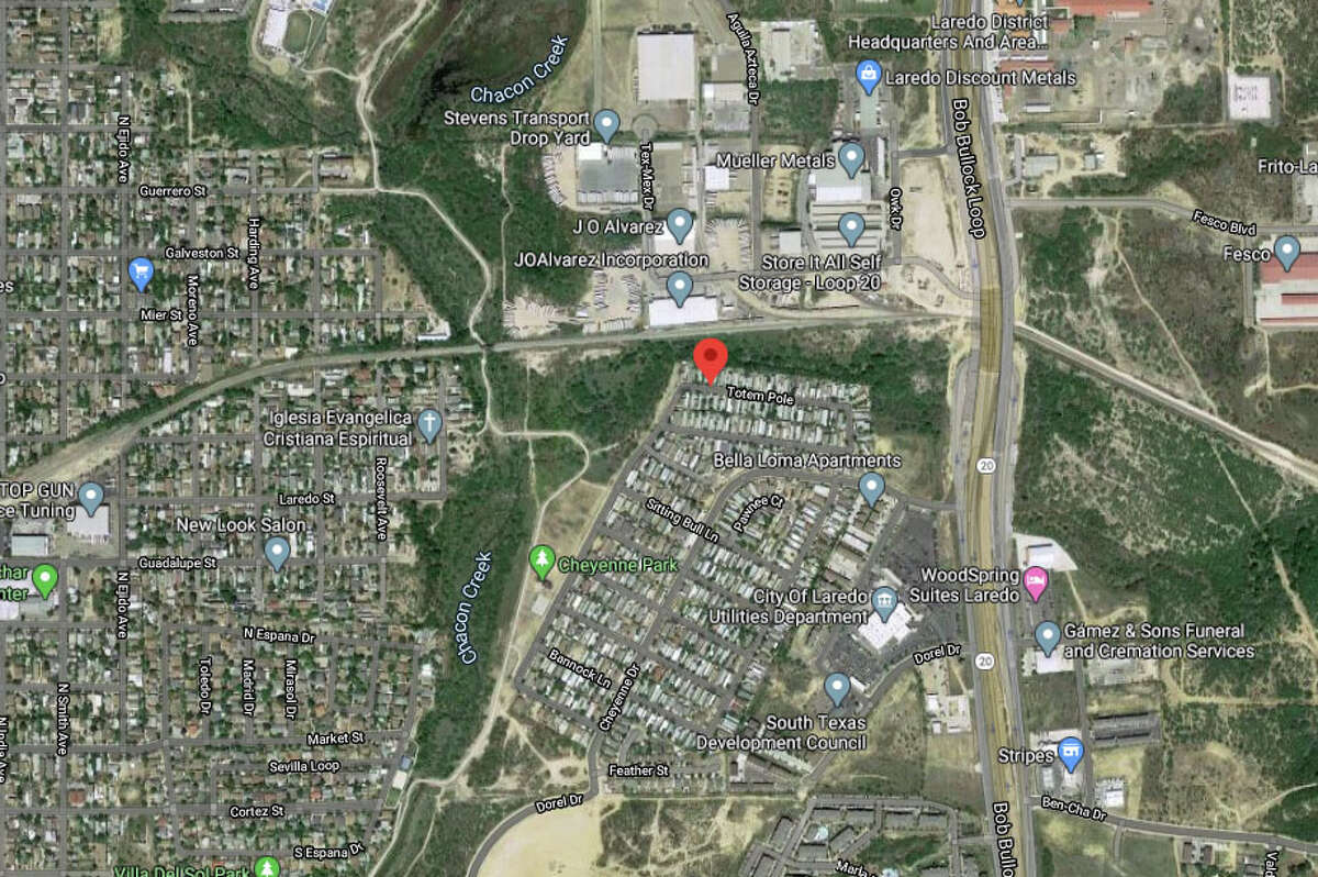 The case unfolded at about 9:38 p.m. Monday, when police officers responded to a shooting by a residence in the 4000 block of Totem Pole Street.