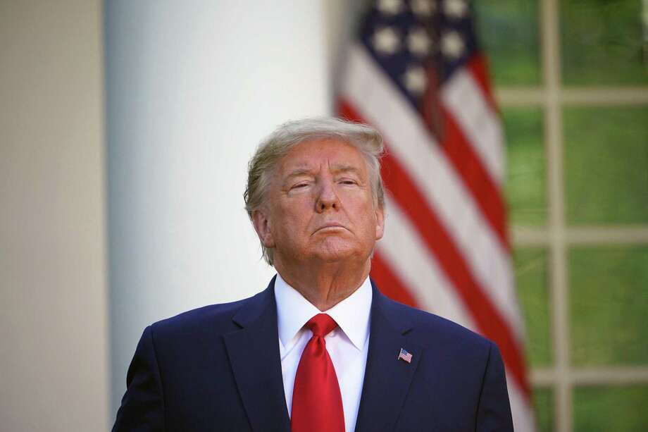 President Donald Trump Photo: Getty Images / AFP or licensors