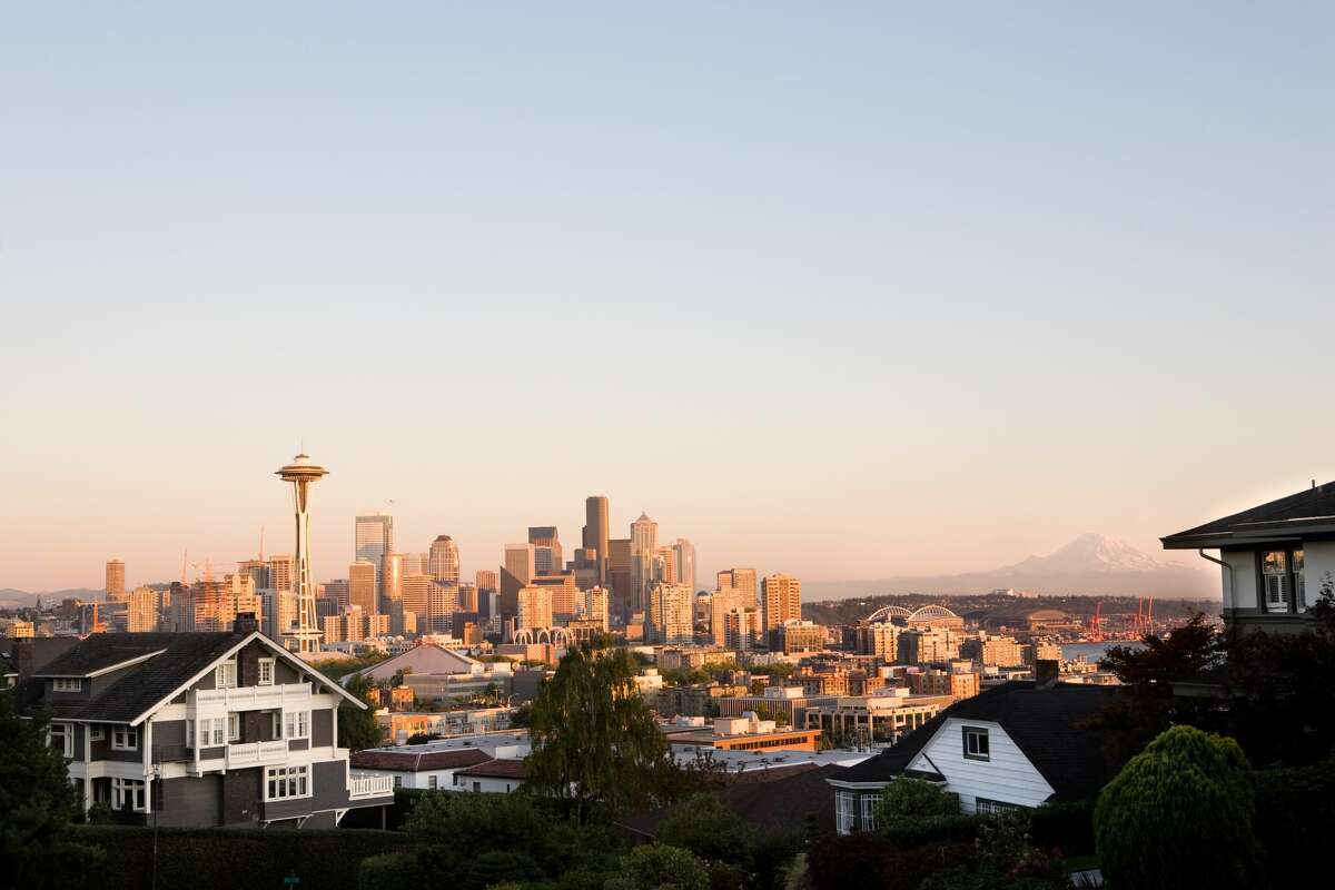 Click through the gallery to see how Seattle stacks up against other major U.S. metropolitan areas in new housing investments.