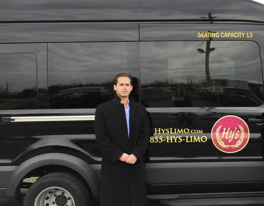 Hy's Limo is branching out during the coronavirus epidemic, offering to do pick-ups and deliveries of goods. Photo: / Contributed