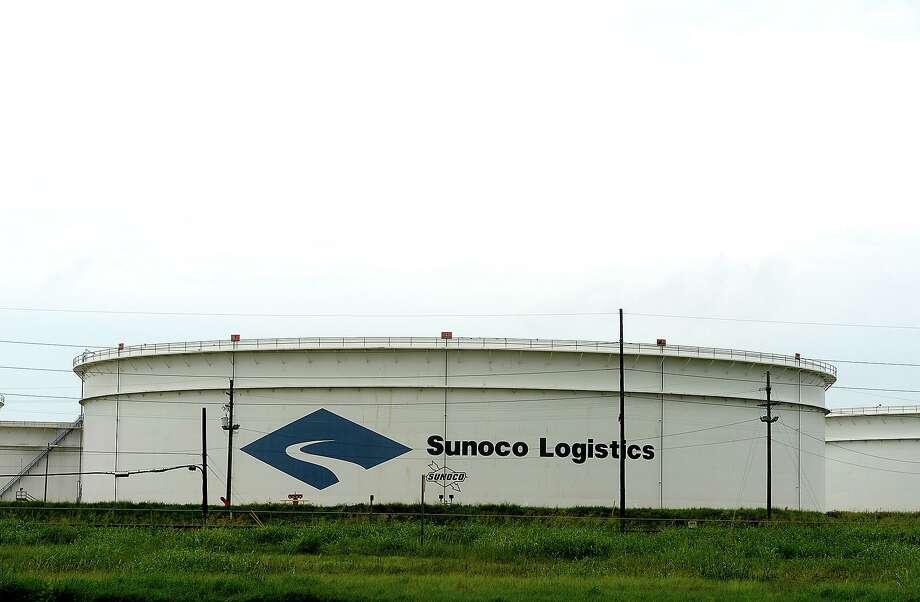 Sunoco Logistics' Nederland terminal Photo: Kim Brent / Kim Brent/Kim Brent/The Enterprise / Beaumont Enterprise