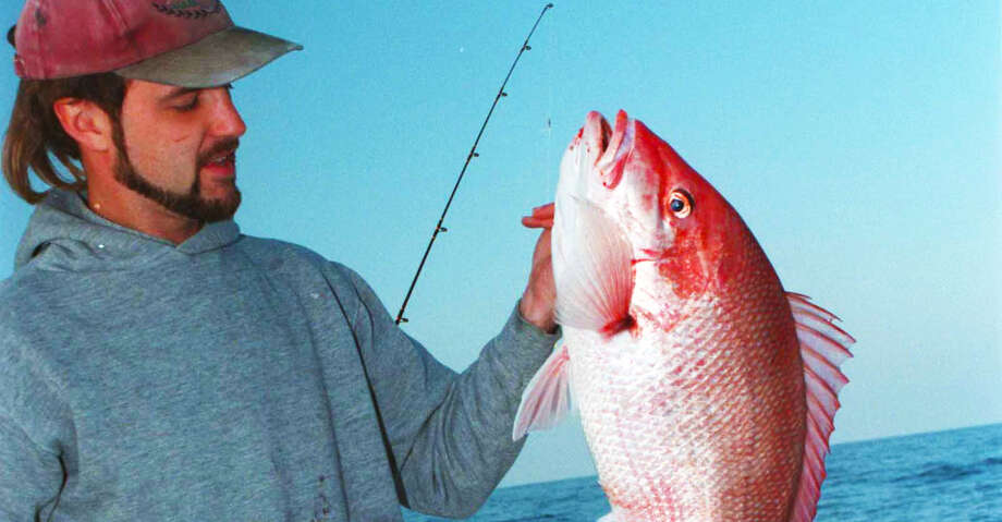 Anglers fishing for red snapper from private boats in federal waters off Texas are projected to have a 63-day season that opens June 1. Photo: Shannon Tompkins/Houston Chronicle