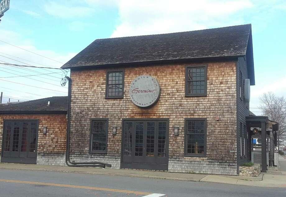 Geronimo restaurant in Fairfield. Photo: Randi Weiner