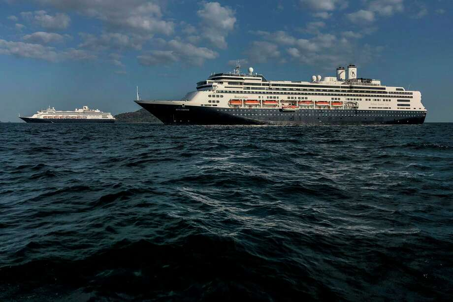 Vacations To Go, the Houston-based seller of cruises and other vacation packages, is laying off another 325 travel counselor. Photo: IVAN PISARENKO,  Contributor / AFP Via Getty Images / AFP or licensors