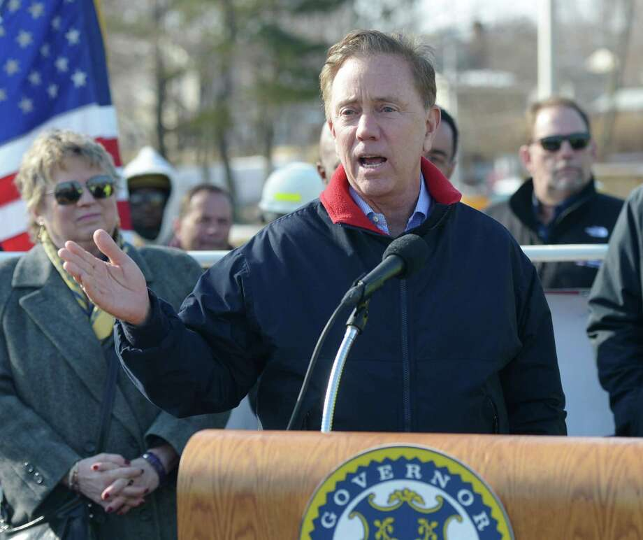 Gov. Ned Lamont said he is studying more ways in which people can be kept in their homes to slow the spread of the coronavirus. Photo: Tyler Sizemore / Hearst Connecticut Media / Greenwich Time