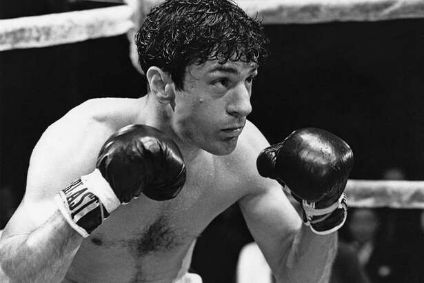 #79. 'Raging Bull' (1980) - Director: Martin Scorsese - Stacker score: 89 - Metascore: 89 - IMDb user rating: 8.2 - Run time: 129 min. In his award-winning performance, Robert De Niro transformed into real life boxer Jake LaMotta in Martin Scorsese's melodrama about rage. The boxing ring can't contain LaMotta's explosive nature, and it spills into the fighter's most intimate relationships. The film is also lauded for its striking black-and-white cinematography and vivid film style. This slideshow was first published on theStacker.com