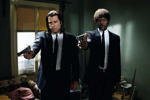"#6. 'Pulp Fiction' (1994) - Director: Quentin Tarantino - Stacker score: 95 - Metascore: 94 - IMDb user rating: 8.9 - Run time: 154 min. ""Pulp Fiction"" became one of the most influential films of contemporary cinema due to its innovative use of soundtrack, dialogue, and structure-where characters who die reappear in later scenes that buck traditional chronology. Director Quentin Tarantino fused art house aesthetics with ""pulp"" styles to create a film that was rousing and original, filled with humor and ideas, amid the shock and horror. You may also like: Actors with the most Golden Globe wins of all time This slideshow was first published on theStacker.com"
