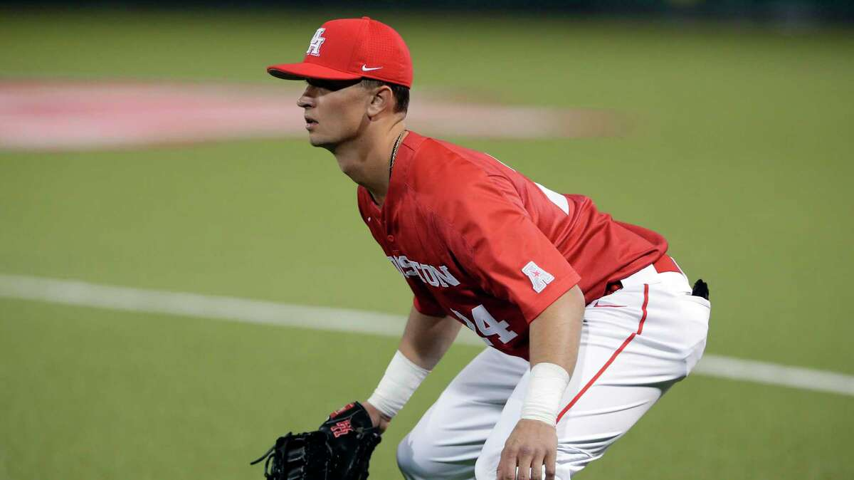 Houston first baseman Lael Lockhart Jr. will have the option of returning to UH for another year after this season was cut short.