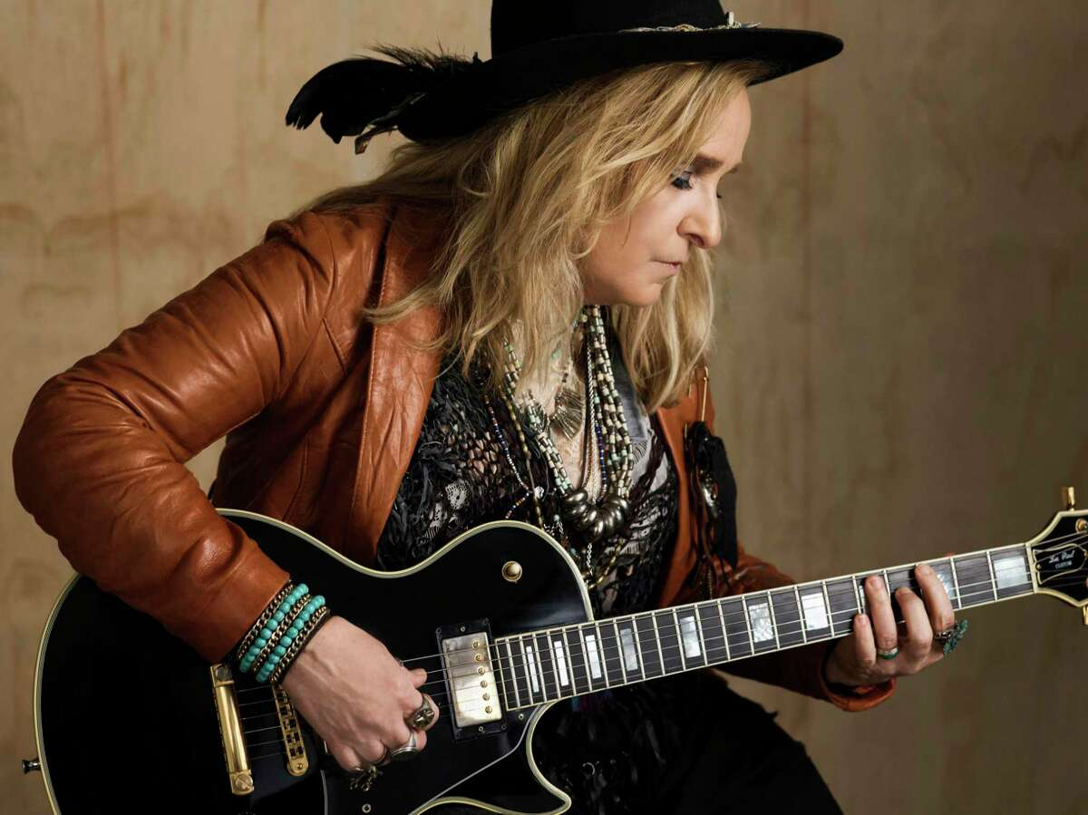 """Melissa Etheridge is sharing music from her home each day at 6 p.m. on Facebook Live. She said she plans to do it until social distancing is no longer necessary and she gets her """"Medicine Show Tour"""" back on the road. Her April 15 concert at Torrington's Warner Theatre is among the shows that were postponed."""